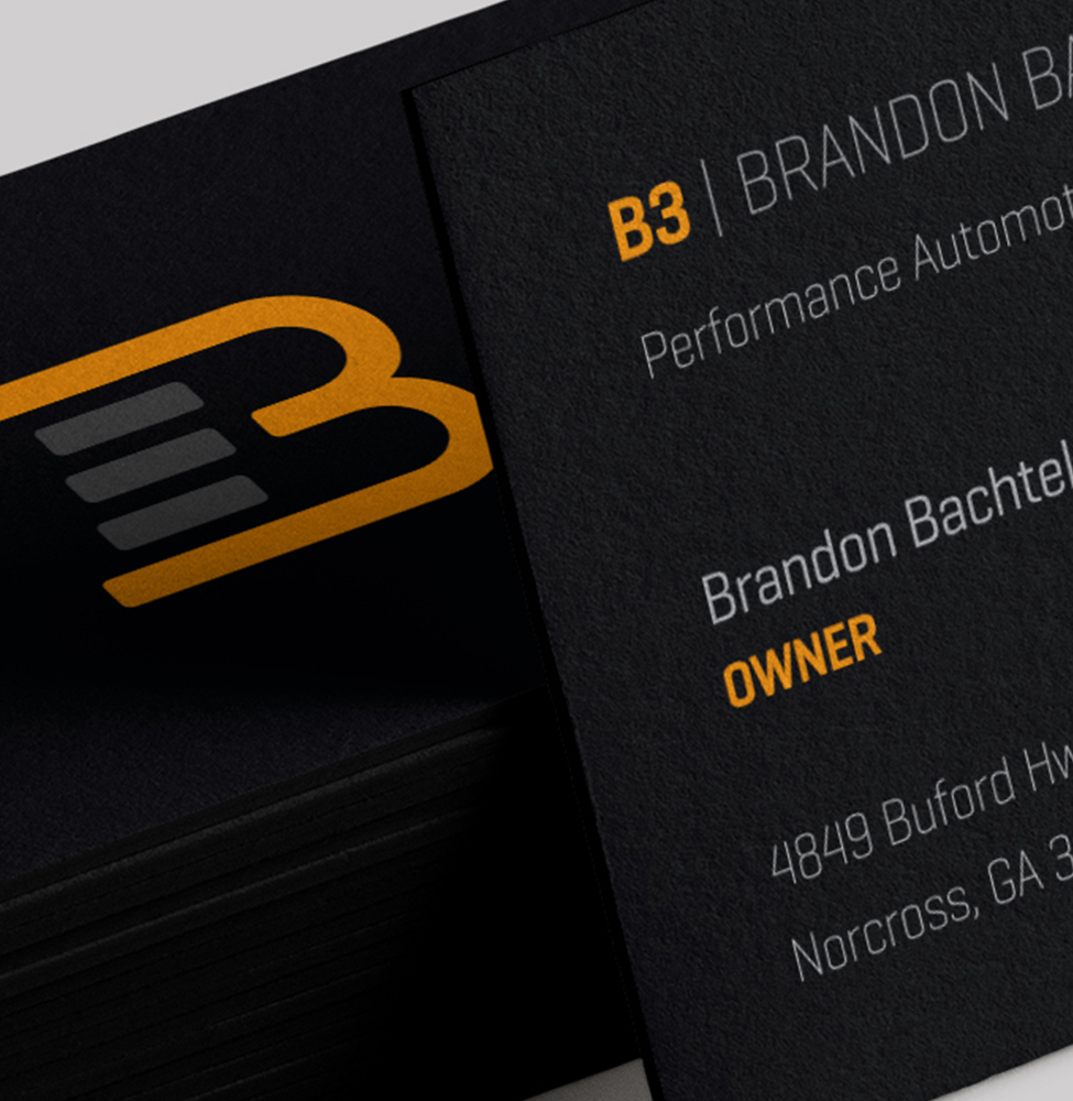 B3 Branding
